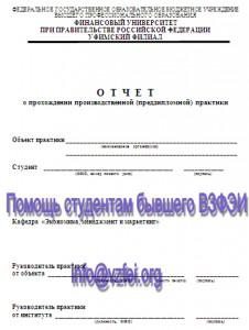 Специальность «Экономика, менеджмент и маркетинг», отчет по преддипломной практике