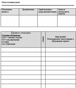 Отчет по практике по аудиту на заказ
